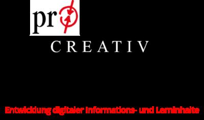 Entwicklung digitaler Informations- und Lerninhalte