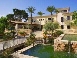 Die Clubanlage auf Mallorca, in der der Campus bis 2014 stattfand.