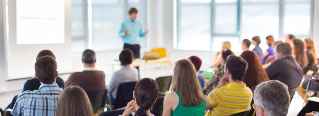 Seminar- und Lehrgangsübersicht für Mitarbeiter