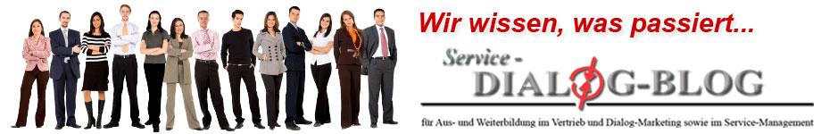 Der Service-Dialog-Blog