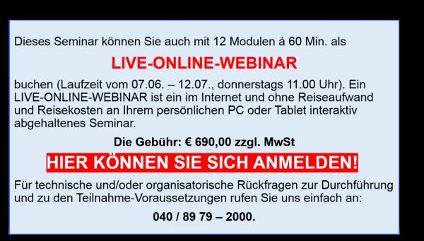 Webinar Sales-Telefonie