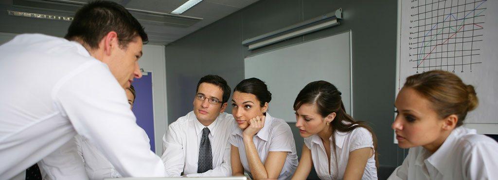 Beratende Unterstützung in der Mitarbeiter Weiterbildung