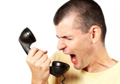 Stress-Situationen im Kundendialog